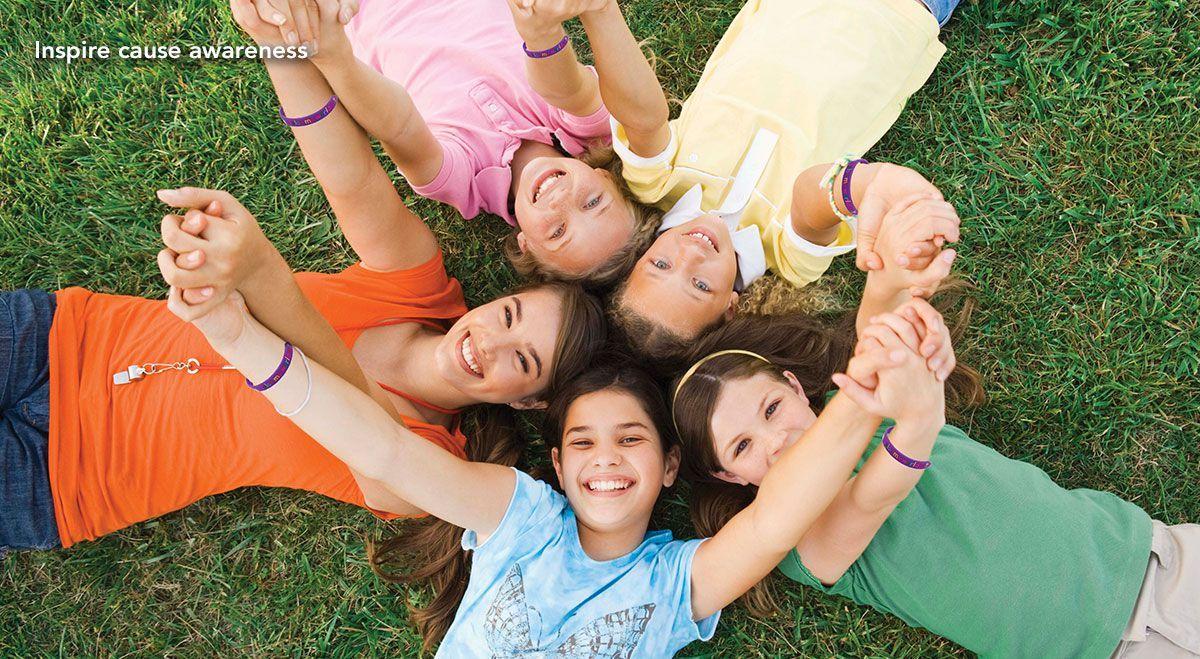 силиконовые браслеты для детей и подростков